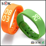 2016 Fitness USB Pedometer Watch Silicone W2 Smart Wrist Bracelet Watch