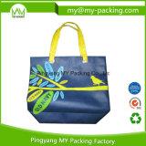 Large Capacity Laminated Nonwoven Handbag for Shopping