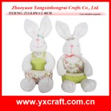 Easter Decoration (ZY13L876-1-2) Easter Toy Gift Set Setting Bunny Decoration