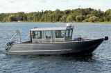 Strong and Durable Aluminium Working Pontoons WS2-25