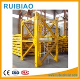 Latest Deisgn Road Machinery China Manufacture Tower Crane Mast Section