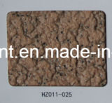 Hualong ISO14001 ISO9001 Water Based Spray Stone Paint
