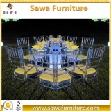 Hotel Restaurant Clear PC Tiffany Event Rental Chiavari Chair