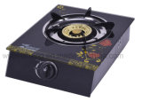 Glass Single Burner Gas Stove