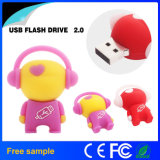 Lovely Music Robot USB Flash Drive