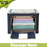 Collapsible Nonwoven Storage Bins Cabinet Foldable Storage Box