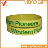 Hot Sale High Quality Silicone Wristband (YB-AB-008)
