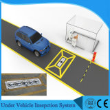 Under Vehicle Inspection System Uvss300f for Airport Prison Public Place