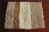 Home Textile Shag Flooring High Pile Chenille Microfiber Rug Carpet