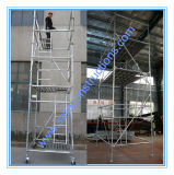 Ce Approved Ringlock Scaffolding System