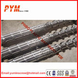 Extruder Screw and Barrel for Plastic Fiber Drawing Machine