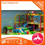 Cheap Forest Theme Kids Indoor Soft Play Equipment for Small Size Design