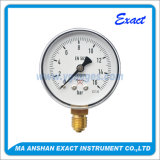 Oxygen Pressure Gauge-Nitrogen Pressure Gauge-Acetylene Pressure Gauge