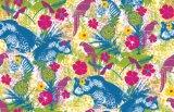 Digital Printing Fashion Swimwear Fabric Asq-027