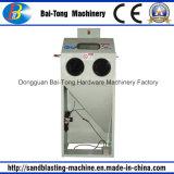 Manual Dry Sandblasting Machine for Small Parts