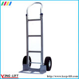 High Quality Two Wheels Aluminium Hand Trolley
