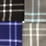 Four Colors Check Wool Fabric for Overcoat