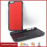 Hard PC Mobile Cover Accept Customized Back Leather Pattern