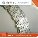 Hot Dipped Galvanized Razor Barbed Wire with Factory Best Price