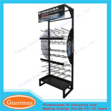 Store Flooring Hanging Battery Metal Display Rack