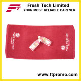 Chinese Promotional Compressed Towel with Logo Design