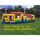 PVC Material and Bouncer Type Inflatable Obstacle, Inflatable House for Kids