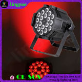 Full Color Indoor 18X18W RGBWA UV LED PAR