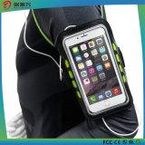 Chargeable Li-Polymer Battery Armband Neoprene Waterproof Sport Armband Phone Case