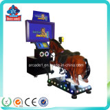 Coin Operated Hot Kids Horse Racing Soprt Game Machine