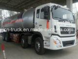 Manufacture Direct Sales Dongfeng 8X4 15mt 36m3 Liquid Gas Transportation Tanker