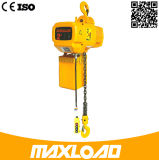 2t Electric Chain Lift with Hook