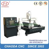 Instrument Window Door Carving Machine CNC Router with Cylinder Rotary