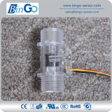 Flowmeter Hall Flow Sensor Water Control Meter Switch 1-30L/Min
