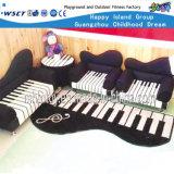 Children Furniture Piano Type Sofa Chair Set (HF-09811)