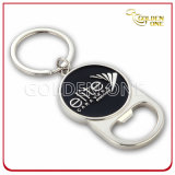 High Quality Soft Enamel Metal Bottle Opener Key Chain
