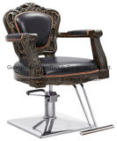 Fashion Styling Chair with Black Color in Salon Shop Used