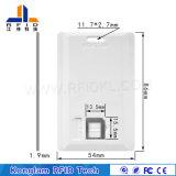OEM RFID Smart Membership Card for ABS + PVC Material