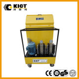 PLC Single Acting Pulse Width Control Synchronous Jacking Hydraulic System