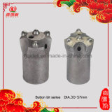 8 Carbide Tips of Button Bit for Mining Working (38mm)
