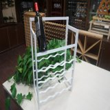 2016 Top Sales 5 Bottle Iron Wire Wine Rack