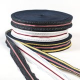 The Color Strips Polyester Ribbon for Garments and Bags