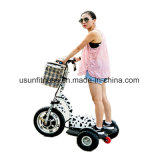 3 Wheel Medical Disabled Foldable Electric Mobility Scooter for Adults
