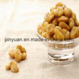 Processed Dry Broad Bean Chips/ Shrimp Flavor Fava Bean in Bulk Packing