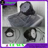 Change Color 54X3w DMX Stage DJ LED PAR Light