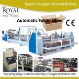 Automatic Carton Folder Gluer Machine Gluing Machine Gluer Machine