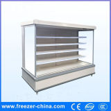 Hot Sale Commerical Upright Drinks Supermarket Refrigerator