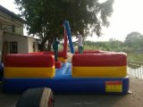 Small Inflatable Bouncers for Kids, Boxing Bouncer Games