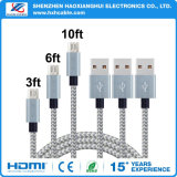Super Durable Micro USB Cable for Samsung Galaxy Cellphone
