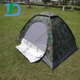 Outdoor Camo Lightweight Pop up Camping Tent in Tent