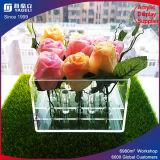 Perspex Acrylic Box Custom Made Acrylic Flower Box